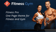 80+ Best Fitness WordPress Themes 2017