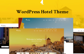 60+ Best Hotel WordPress Themes 2017