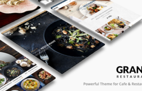 70+ Best Restaurant WordPress Themes 2017