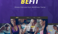 70+ Best Sport WordPress Themes 2017