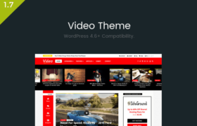 40+ Best Movie Film Video WordPress Themes 2017