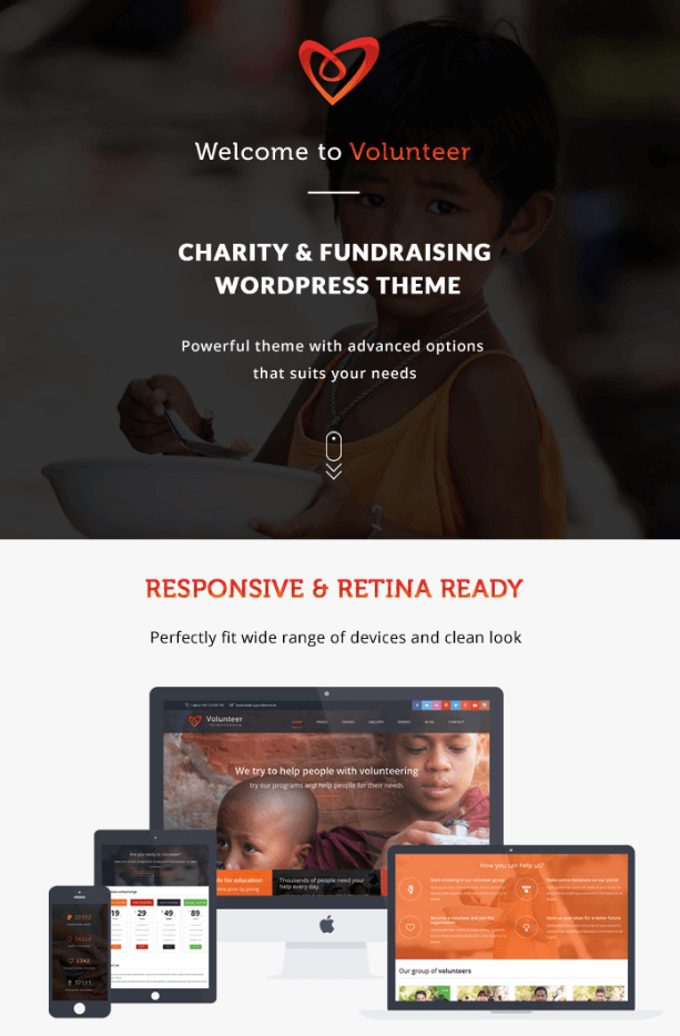 35 Best Wordpress Themes for Charity , Non-Profit 2017 - WPdia
