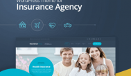 Top 15 Insurance WordPress Themes in 2017